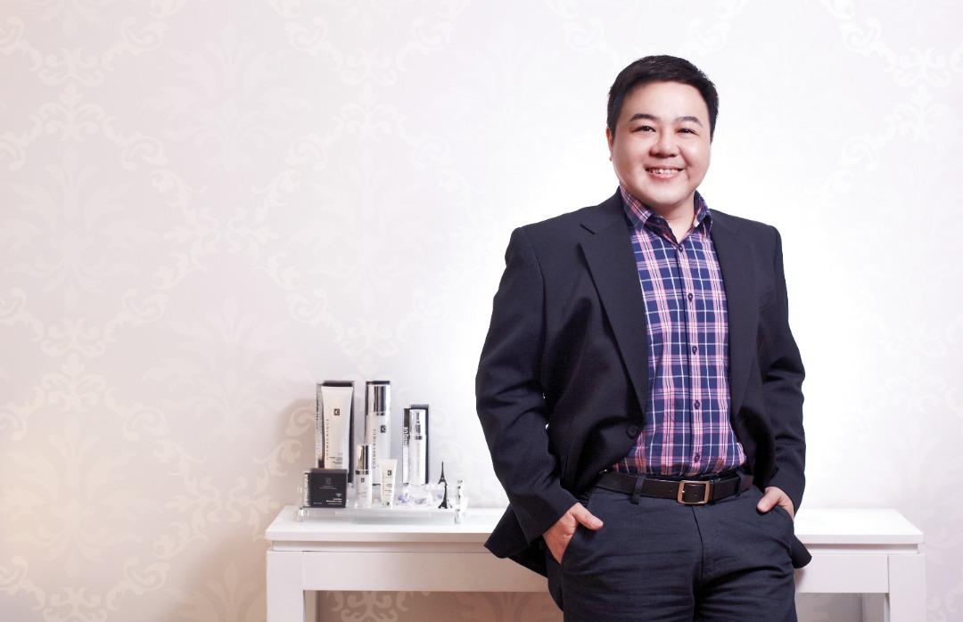 <b>Albert Au - Managing Director</b> <br> Cosmecnique Beauty Gallery Sdn Bhd, Malaysia